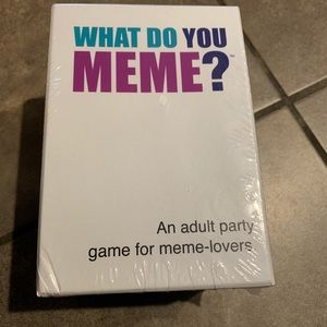 What do you meme? AVAILABLE make an offer!